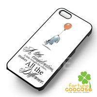 Eeyore cute quote -swr for iPhone 6S case, iPhone 5s case, iPhone 6 case, iPhone 4S, Samsung S6 Edge