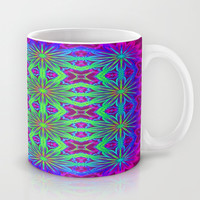 Psychedelic Mug by 2sweet4words