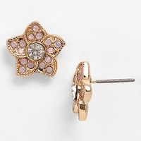 BP. Flower Stud Earrings (Juniors) | Nordstrom