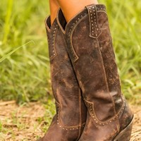 Lone Star Blues Boots-Toscano