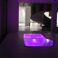 Mini pool spa FARAWAY/ POOL Outdoor Collection by Kos by Zucchetti | design Ludovica+Roberto Palomba