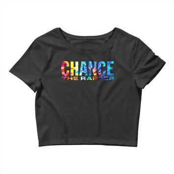 chance the rapper Crop Top