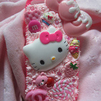 Hello Pink Kitty Iphone5 case