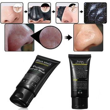 Black Mud  Cleansing Purifying Peel Off Face Mask