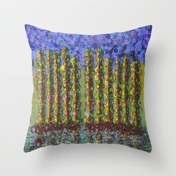:: Bon Bayou :: Throw Pillow by :: GaleStorm Artworks ::
