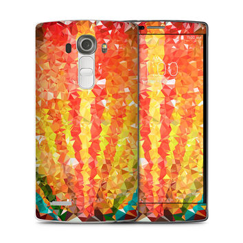 Rainbow through a Prism Skin for the LG