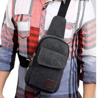 Canvas Small Bag for Men