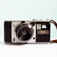 Vintage Rare 35mm Film Camera Lomo Russian 1965