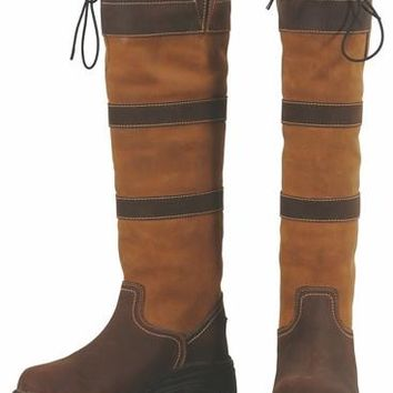 Tuffrider Ladies Lexington Waterproof Tall Boot