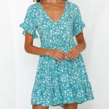 Paisley Tart Summer Dress
