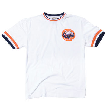 1965 Houston Astros Original Astrodome Logo Jersey T-Shirt