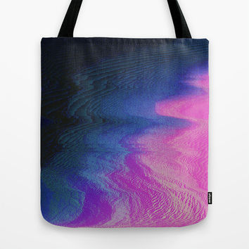 Curvy Tote Bag by DuckyB (Brandi)
