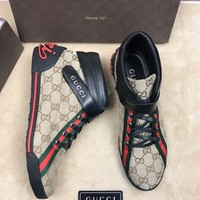 GUCCI Men 2019 New Casual Sneakers Sport Shoes Best Quality