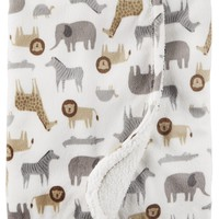 Safari Plush Blanket