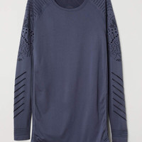 H&M Seamless Sports Top $29.99