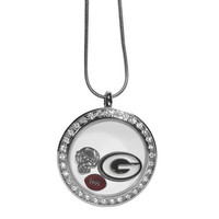 Green Bay Packers Necklace - Locket