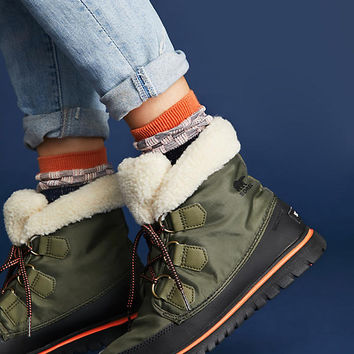 Sorel Cozy Carnival Hiking Boots