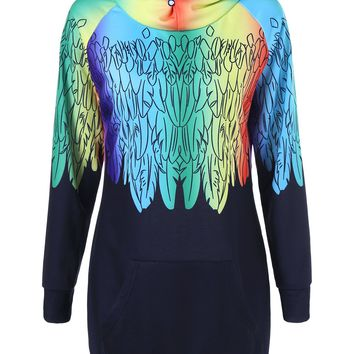 Gamiss Colorful tie dye hoodie sweatshirt women/men fashion Magic Swirl pattern 3d crewneck pullovers sportswear