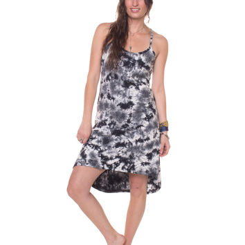 NEW! Organic Cotton Tie-Dye Here Comes the Sun Dress