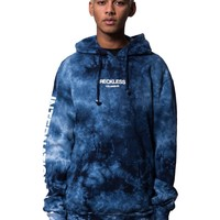 Classic International Hoodie - Blue Dye