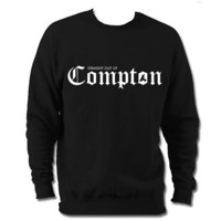 Compton Swag Dope Sick Gangster Sweater