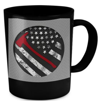 LTD Edition Firefighter MUG ffaxemug