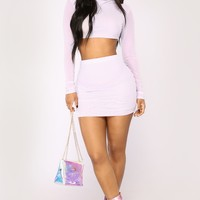 Cool Intentions Mesh Set - Lavender