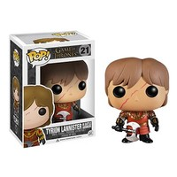 Game of Thrones Tyrion Lannister Scar Pop! Vinyl Figure - Funko - Game of Thrones - Pop! Vinyl Figures at Entertainment Earth