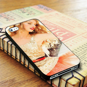 Taylor Swift Smile Cover Album Music Singer 1989 iPhone 4 | iPhone 4S Case