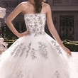 Casablanca Bridal 2139 Dress