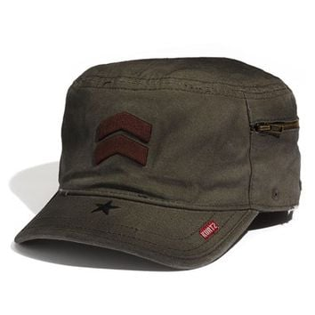 Men's A. Kurtz 'Fritz' Oiled Cap