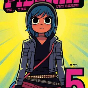 Scott Pilgrim Vs the Universe 5