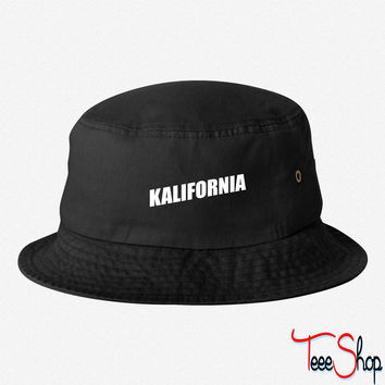 KALIFORNIA 7 bucket hat