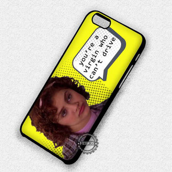 Funny Quotes Clueless - iPhone 7 Plus 6 5 4 Cases & Covers