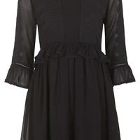 Embroidered Victoriana Dress - New In This Week - New In