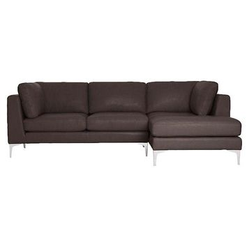 Pre-owned Design Within Reach Albert Sectional Chaise Right