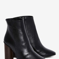 Crosswalk Dream Leather Bootie