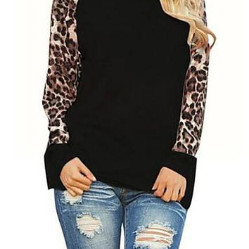 Women's Long Sleeve Casual Top