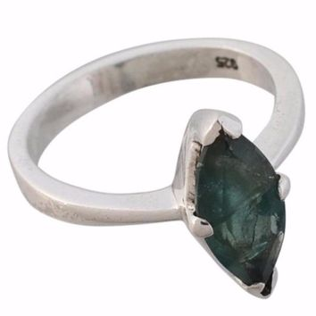 Arvino 925 Sterling Silver Cute Marquise Ring With Multi Stone Options