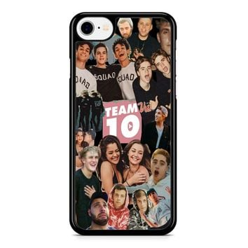 Jake Paul Team 10 iPhone 8 Case