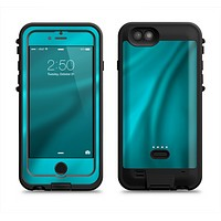 The Turquoise Highlighted Swirl Apple iPhone 6/6s LifeProof Fre POWER Case Skin Set
