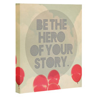 Maybe Sparrow Photography Be The Hero Art Canvas