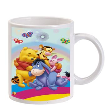 Gift Mugs | Winnie The Pooh Cartoon Ceramic Coffee Mugs