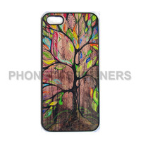 wood tree of life iphone case iPhone 4s case iPhone 4 case iPhone 5 case Iphone 5s