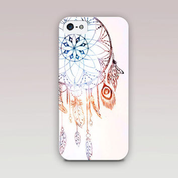 Dream Catcher Phone Case For - iPhone 6 Case - iPhone 5 Case - iPhone 4 Case - Samsung S4 Case