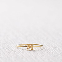Cool and Interesting M Initial Ring