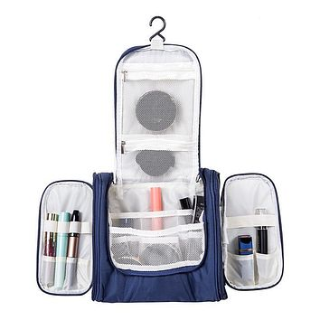 Hanging  Pouch Toiletry Storage Cosmetic Bag