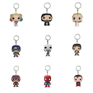 Game of Thrones action figure Keychain - Marvel / DC /
