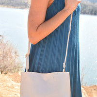 Street Level Crossbody Bag Ivory