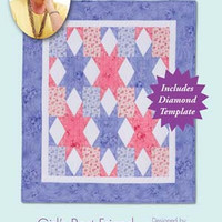 Signature Pattern, Girls Best Friend, Eleanor Burns, Quilt in a Day